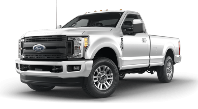 2019 Ford F-350 XLT Truck Regular Cab